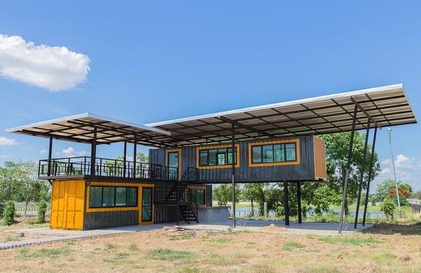 Constructeur de maison container