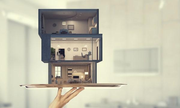 container - Intérieur maison container