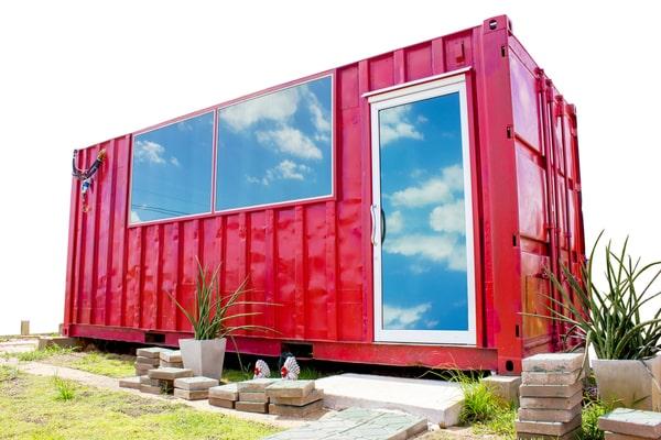 container aménagé - fabricant maison container