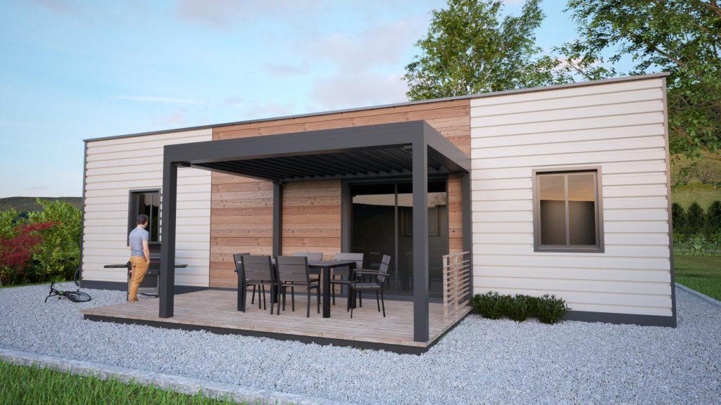 Container - Maison container prix
